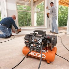 Home Improvement and Remodeling - This Old House Air Compressor, Woodworking Wood, Old Houses, Convertible, Home Improvement, New Homes, Garage, Home Appliances, Tools