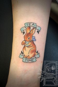 If I were to get a tattoo, it would most likely be Beatrix-related.