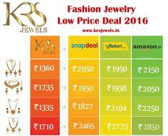 Flat 50% OFF for all customers please use coupon code KRSJEWELS50 valid upto 20Nov2016.... #offer #flat #jewels #amazon #krs #jewels #paytm #snapdeal #discount #bihar #chennai #delhi #pune #mumbai  www.krsjewels.in