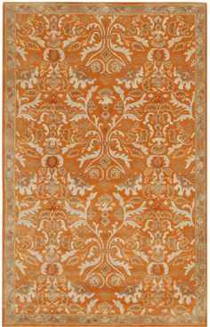 Jaipur Rugs Poeme Corsica Amber Glow Rug available at Rugs USA