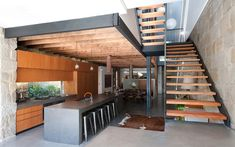Warehouse Living Design | Conversions, A warehouse project by MCK Architects | Architectural ...