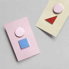 Plain Pins.