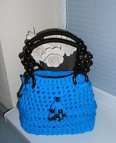 Tyrquise handbag