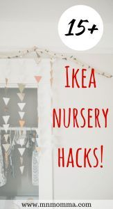 Ikea Hacks. 17 Best Ikea nursery hacks! Make your baby's nursery stand out! Best Ikea Nursery hack roundup. Quickly create your dream nursery for your baby's room!