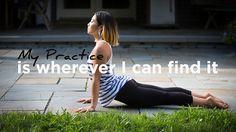 My Practice Is… | Yoga International
