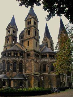 13th century Abbey, Roermond, Netherlands