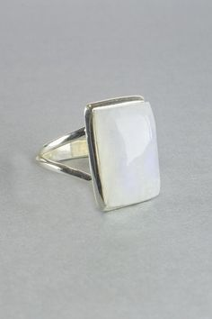 925 Sterling Silver Moonstone Ring In Stock Price Moonstone Ring, Sterling Silver Rings, Jewelery, Cufflinks, Accessories, Jewels, Sterling Silver Band Rings, Bijoux, Jewelry