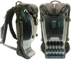 Any Company that makes high fashion sci fi Backpacks and hats and complex clothing? #styled247