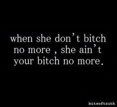 "♥ #bitchy #quotes ♥ ""so not your bitch!"" :)"