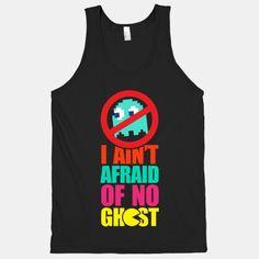 I Aint Afraid Of No Ghost (tank)