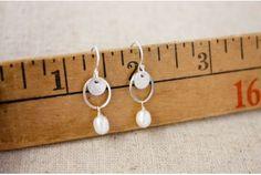 Bubble up Top earrings