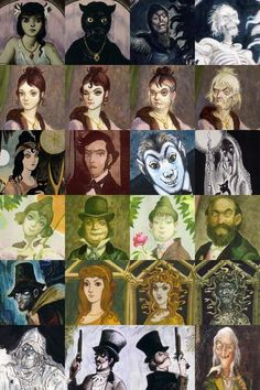 Marc Davis Haunted Mansion and those wonderful pictures