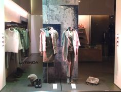 LA TENDA | via Mario Pagano   #ShopWindows #latendamilano #boutique #fall13 #FW13 #womenswear #MadeinItaly