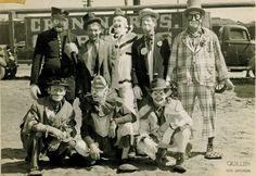 Znalezione obrazy dla zapytania 1800s clown