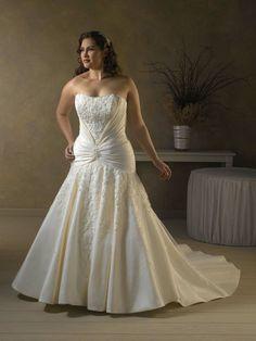 vestido de noiva gordinha plus size