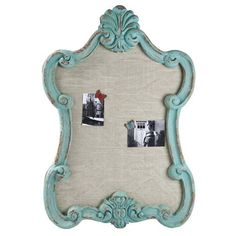 Stoneleigh & Roberson Antique Look Pin Memo & Photo Board Modern Furniture, Home Furniture, Childrens Artwork, Nursery Inspiration, Nursery Ideas, Nursery Decor, Photo Boards, Big Girl Rooms, Blackboards