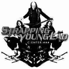 Strapping Young Lad - C:enter: - Encyclopaedia Metallum Front 242, Skinny Puppy, Young Lad, Make Your Own, How To Look Better, April 19, Band, Mousepad, Industrial