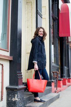 On Sale Staple: Barbour Jackets - The Golden Girl Blog