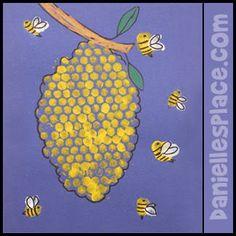 Resultado de imagem para bee craft