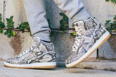 "Nike Air Python ""Snakeskin"" - Release Date - SneakerNews.com"
