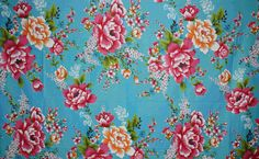 Check out this item in my Etsy shop https://www.etsy.com/ca/listing/508288967/spring-floral-fabrics-traditional