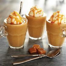 Frozen Caramel Coffee!!