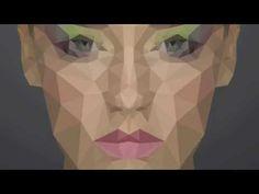 Low Poly Portrait in Photoshop (Tutorial) – CG VILLA CG VILLA