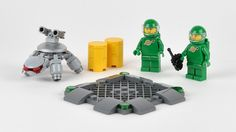 21109 Exo-Suit by Brickset, via Flickr (Review Part II)