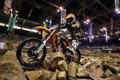 Mike Brown finished second in the 2011 GEICO AMA EnduroCross Championship, presented by Lucas Oil.