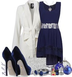 """""""Rocking Around The Christmas Tree"""" by bella8 on Polyvore"""