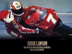 Eddie Lawson 1992