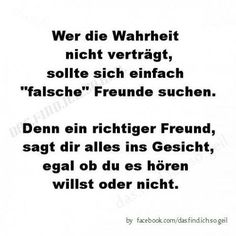 Richtige Freunde VS Falsche Freunde Bff, Fake Friends, Math Equations, Quotes, Sad Life, Bestfriends, Good Sayings, Friendship, Quotations