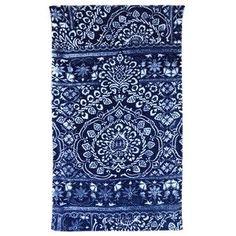 Bohemian Beach Towel Royal Blue