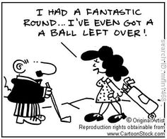 A fantastic round of golf!