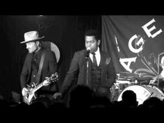 """""""Soul Serenity""""  VINTAGE TROUBLE - NYC 10/23/15"""