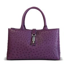 Hand held, soft, rectangular bag with clasp and optional over-the-shoulder attachable handle. DIMENSIONS: Width: 35cm Depth: 15cm Height: 21.5cm Handle Height: 14.5cm