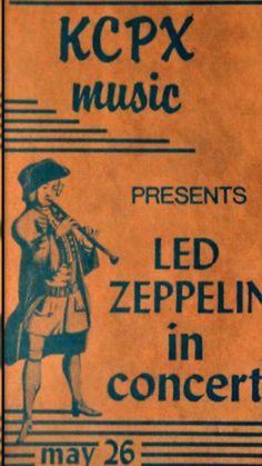 26.5.1973; led zeppelin; usa, salt lake city, salt palace; (db)