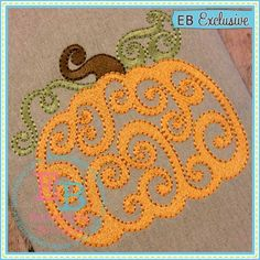 By Category :: Holidays & Special Occasions :: Thanksgiving - Embroidery Boutique