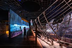 The National Museum in Copenhagen recently opened its doors for the largest Viking exhibition in more than 20 years, featuring a fantastic cinematic centerpiece conceived and brought to life by Atelier Bruckner and Shilo.