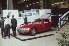 Corvette Gran Turismo. Paris, 1961. Photo: Jan Basshus-Jessen / Owner: DEXTRA Photo