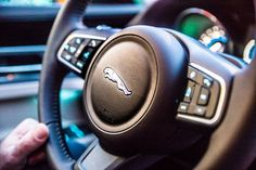 Probefahrt mit dem neuen Jaguar XF