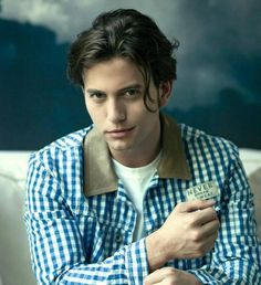 New Outtake of Jackson Rathbone from the photo shoot by August Bradley