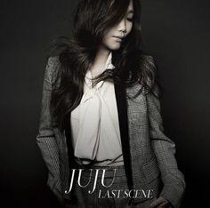JUJU - Last Scene (SINGLE+DVD) (First Press Limited Edition)(Japan Version)