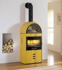 indoor fire stove with oven - Google Search