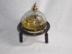 Avon Vintage...World Globe Decanter... Bottle... Half Full Vintage Aftershave...Tribute