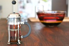 …or brew loose tea. | 27 Clever New Ways To Use Your Kitchen Appliances
