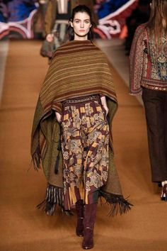 Etro | Fall 2014 Ready-to-Wear Collection | Style.com [Photo: Marcus Tondo / Indigitalimages.com]