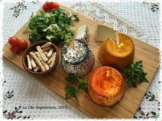 La Olla Vegetariana: Tabla de quesos veganos!