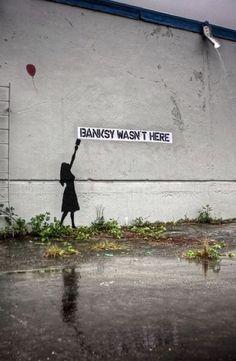 Great collection of Banksy Graffiti Drawings. Great collection of Banksy Graffiti Drawings. Street Art Banksy, Banksy Graffiti, Arte Banksy, Graffiti Artwork, Graffiti Drawing, Bansky, Graffiti Artists, Urban Street Art, 3d Street Art