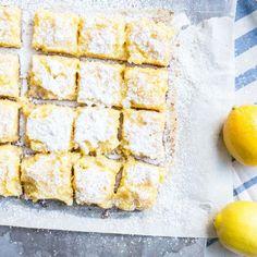 Pineapple Lemon Bars